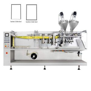 30g Pulverbeutel horizontale Form füllen und versiegeln Verpackungsmaschine