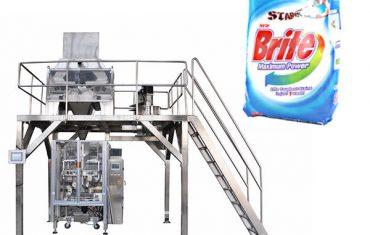 4-Kopf-lineare Waage Reinigungsmittel Waschpulver Verpackungsmaschine