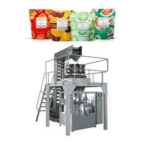Automatische Füllmaschine für Reißverschlusstasche