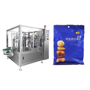 Automatische füllende Dichtungs-Verpackungsmaschine für festes Pulver oder fest