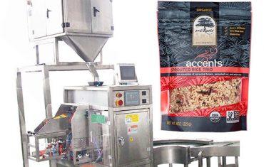 Kaffee-Pulver-Beutel gegeben Verpackungsmaschine