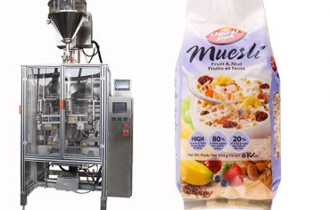 automatische Nahrungsmittelpuderverpackungsmaschine