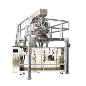 Automatische horizontale vorgefertigte granulare Verpackungsmaschine