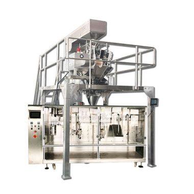 automatische horizontale vorgefertigte körnige Verpackungsmaschine