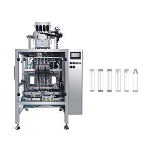 Automatische Multi Lane Sachet Stick Pulver Verpackungsmaschine für Kaffee, Milch