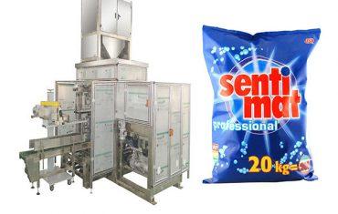 Waschpulver offene Bagger vorgefertigten Big Bag Packmaschine