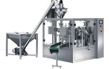 automatische rotierende Gewürzpuderfüllungs-Verpackungsmaschine