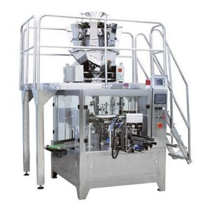 Automatische trockene Fruchtbeutelfüllpackung, die Maschinerie herstellt