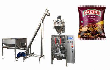 100g-500g Currypulver Verpackungsmaschine