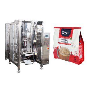 Entgasungsventil-automatische Kaffeepulver-Verpackungsmaschine