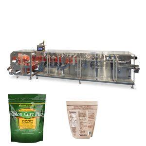 Doypack Pulver Granulat Verpackung horizontale Form füllen Siegelmaschine