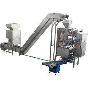 Granulate Vakuumverpackungsmaschine