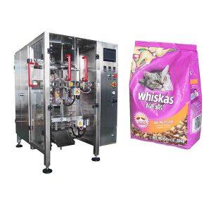 Keilkissen-Taschen vertikale Verpackungsmaschine