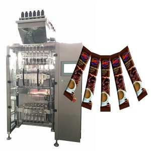 High Speed ​​Multi Line Sachet Stick Verpackungsmaschine
