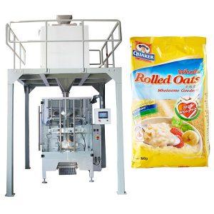 Linear wiegen automatische Hafermehl-Verpackungsmaschine