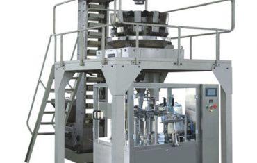 Nüsse Candy rotary vorgefertigten Beutel Beutel Verpackungsmaschine