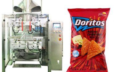 Kissenbeutelfaltenbeutel vertikale Verpackungsmaschine