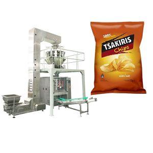 Kartoffelchips-Verpackungsmaschine