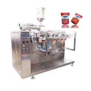 Pre-Made Beutel Ketschup-Verpackungsmaschine