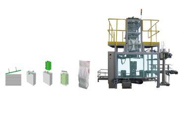 Mehrzwecktaschenverpackungsmaschine der Sekundärverpackungsbeutel