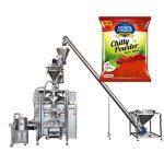 vffs bagger Verpackungsmaschine mit Schneckenfüller für Paprika und Chilipulver