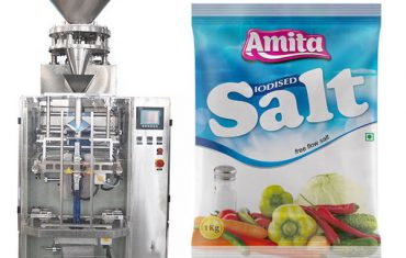 vertikale automatische Beutelbeutel-Salzverpackungsmaschine