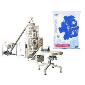 Vertikale Form-Fülle-Dichtungs-Maschine mit der Maßeinheit für Salz