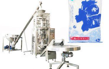 Salz vertikale Form füllen Siegelmaschine mit volumetrischen Tasse
