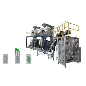 Vertikale Verpackungsmaschine Sekundärverpackungslinie