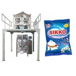 Waschpulver-Verpackungsmaschine
