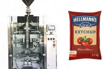 500g-2kg Ketchup Saucen Verpackungsmaschine