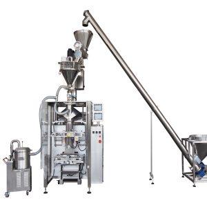 Pulververpackungsmaschine mit Schneckenfüller